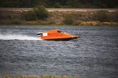 Boat. Race boat Stock Photos
