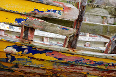 Boat Abstract Royalty Free Stock Images