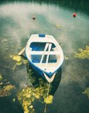 A boat. In the adriatic sea Stock Photo