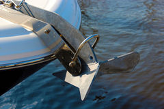 Boat Anchor Royalty Free Stock Image