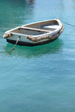 Boat Anchored Royalty Free Stock Photo