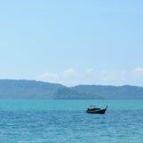 Boat on Andaman sea, Thailand. Asia Travel Stock Photos