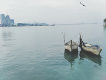 Boat, background, beautiful view, transportation, royalty free stock images