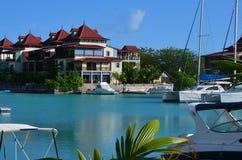Boat Basin Royalty Free Stock Photo