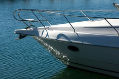 Boat Bow Royalty Free Stock Photos