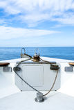 Boat bow Stock Photography