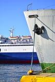 Boat bow Royalty Free Stock Photo