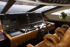 Boat cabin Stock Images