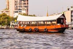 Boat on Chao Praya Royalty Free Stock Photo