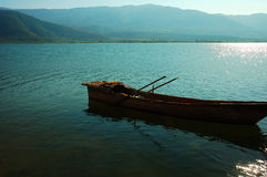 Boat in China Stock Photography