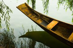 THE BOAT IN CHINA Stock Images
