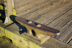 Boat Cleat Stock Images