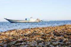 Boat in  Dahab. Stock Photography