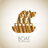 Boat design Stock Images
