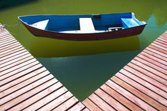 Boat design Royalty Free Stock Image