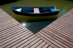 Boat design Stock Photography