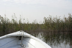 Boat detail Stock Images