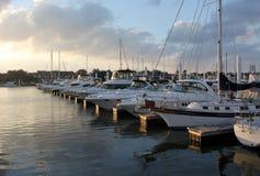 Boat Dock Stock Photography