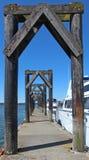 Boat Dock Royalty Free Stock Image