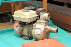 Boat engine Stock Photos