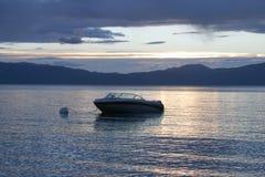 Boat Fantasy #2 Royalty Free Stock Image