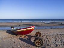 Boat Fisherman Stock Photo