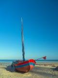Boat Fisherman Royalty Free Stock Image