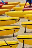 Boat floaters Stock Photo