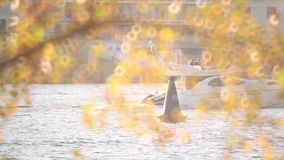 Boat stock footage
