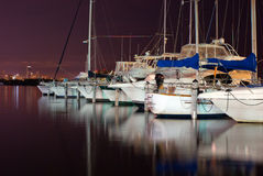 Boat Harbor Royalty Free Stock Image