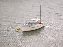 Boat in the Harbor Royalty Free Stock Photos