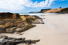 Boat Harbour Beach Royalty Free Stock Image