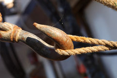 Boat hook Royalty Free Stock Photos