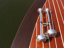 Boat horns. Royalty Free Stock Photography