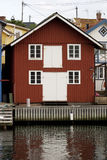 Boat house Royalty Free Stock Photography