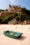 House in Bretagne Stock Photography