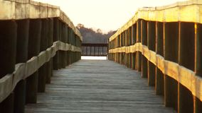 The Boat House Pier Stock Photography