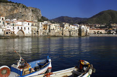 Free Boat In Cefalu Royalty Free Stock Photos - 5694068