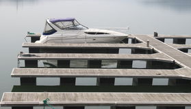 Free Boat In Dock Royalty Free Stock Photos - 21149068