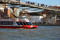 Free Boat In The River Thames Stock Images - 786264