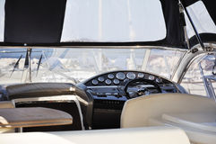 Boat interior Stock Image