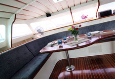 Boat interior Stock Photos