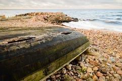 Boat keel Stock Photo