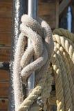 Boat Knot Royalty Free Stock Photos