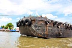 Boat in Koh Kret, Bangkok, Thailand Stock Photography