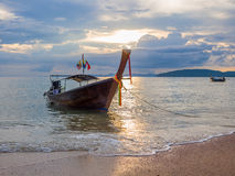 Boat in Koh Samui Thailand Stock Images