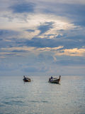 Boat in Koh Samui Thailand Royalty Free Stock Images