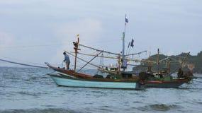 Boat in Koh tao beach, Tailand