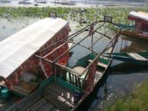 Boat& x27; lago s-Mansbal Fotografia Stock Libera da Diritti