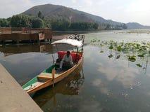 Boat& x27; lago s-Mansbal Fotografie Stock Libere da Diritti